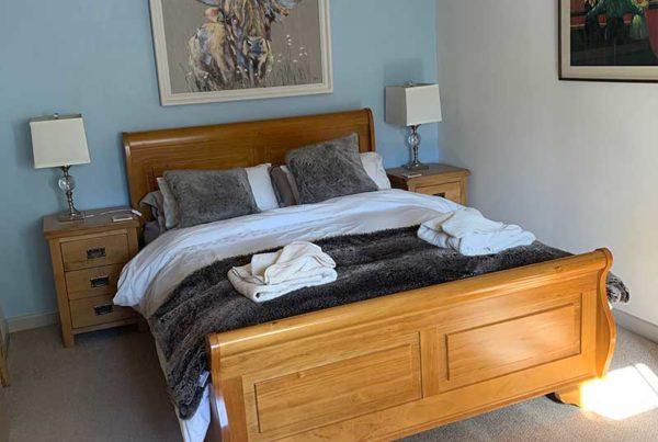 Owl Barn 1---Bed-2