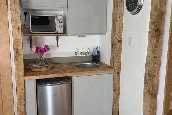 Owl Barn 1---Kitchen-Far