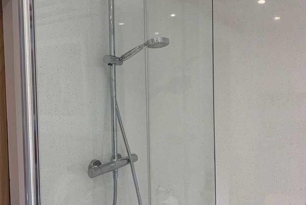 Owl Barn 1---Shower